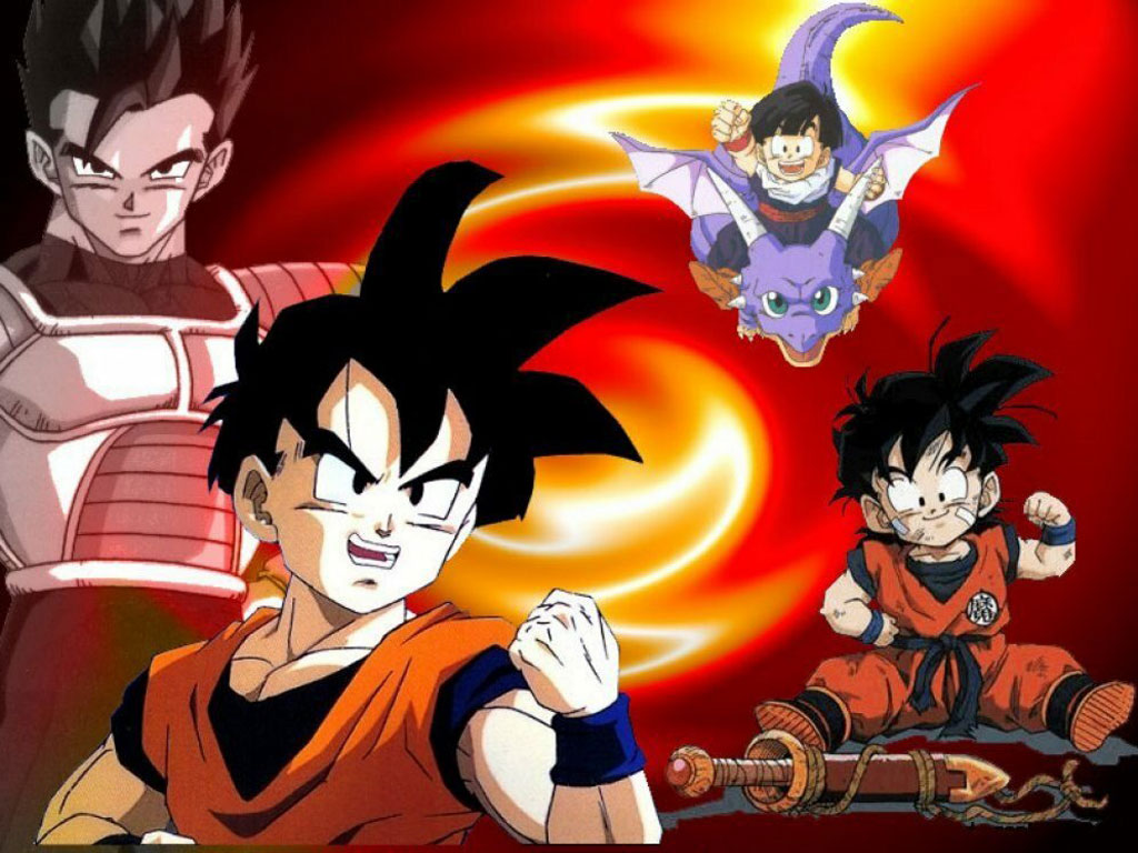 Imagenes De Dragon Ball Z Y Dragon Ball GT HD[MegaPost]